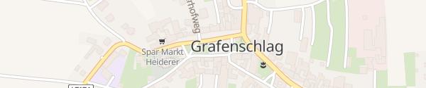 Karte Hauptplatz Grafenschlag