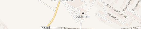 Karte Kaufland Kolín