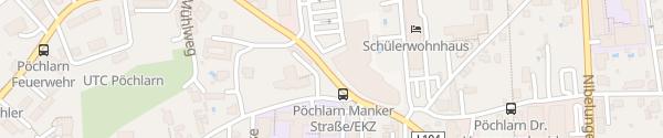 Karte Spar Pöchlarn
