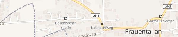 Karte Langmann Consulting Frauental an der Laßnitz