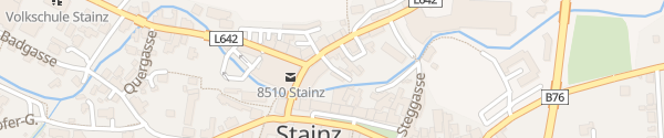Karte Stainzerhof Stainz