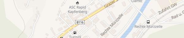 Karte Skoda Marichhofer Kapfenberg