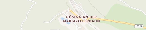 Karte Destination Charger Alpenhotel Gösing Gösing an der Mariazellerbahn