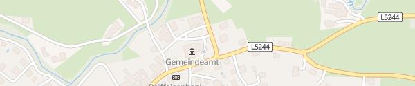 Karte Gemeindeamt Texing