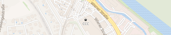Karte Shopping Nord Graz