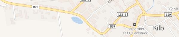 Karte Auto Schmal Kilb