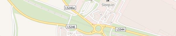 Karte OMV Loosdorf