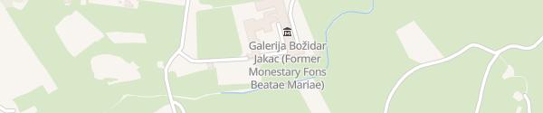 Karte Bozidar Jakac Art Museum Kostanjevica na Krki