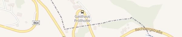 Karte GH Pröllhofer Tulwitzviertl