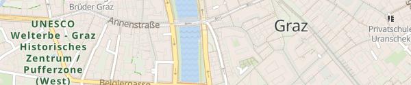 Karte Kastner & Öhler Etage E Graz