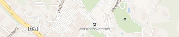 Karte WKO Graz