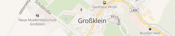 Karte Marktgemeindeamt Großklein