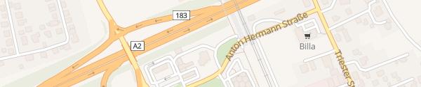 Karte Tankstelle Leitner Feldkirchen bei Graz