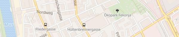 Karte Raiffeisen Sportpark Graz