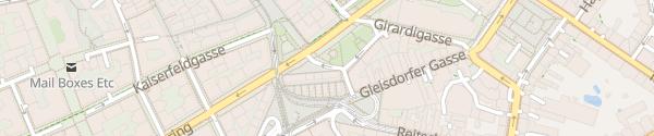 Karte Am Eisernen Tor Graz