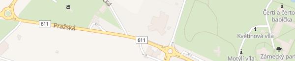 Karte Havex Auto Chlumec nad Cidlinou