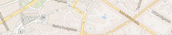 Karte Schlögelgasse Garage Graz