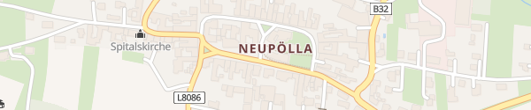 Karte Gemeindeamt Neupölla