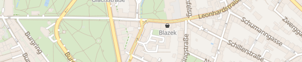 Karte Parkhotel Graz