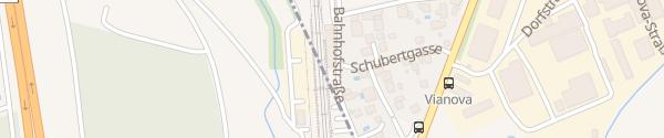 Karte Bahnhof Werndorf