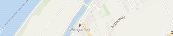 Karte E-Bikes Landgasthaus Winzerstüberl Rossatz