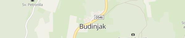 Karte Eko-centar Budinjak