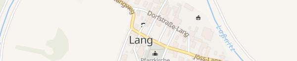 Karte Loserweg Lang