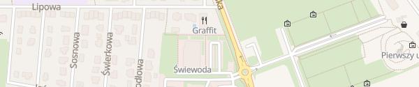 Karte Basen Miejski ŚWIEWODA Świebodzin