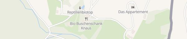 Karte Buschenschank Knaus Gamlitz