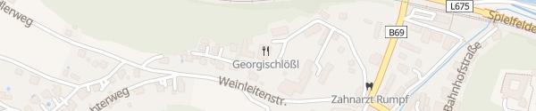 Karte Georgi Schloss Ehrenhausen