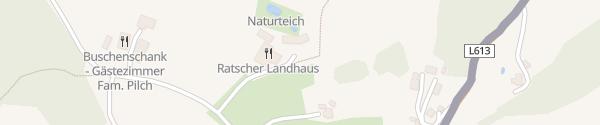 Karte Ratscher Landhaus Ratsch an der Weinstraße