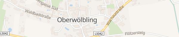 Karte Kirche Wölbling