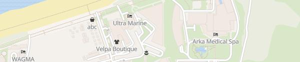 Karte Seaside Park Kołobrzeg