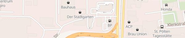 Karte ÖAMTC St. Pölten