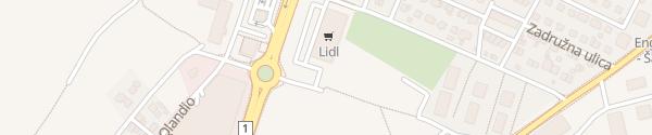 Karte Lidl Maribor