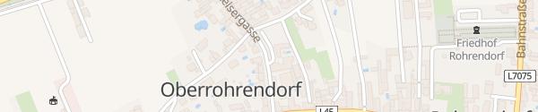 Karte Weingut Rosenberger Rohrendorf bei Krems