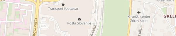 Karte Europark Maribor