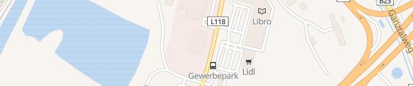 Karte Herbitschek Mürzzuschlag
