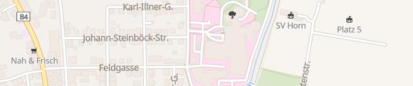 Karte Landesklinikum Horn