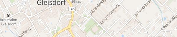 Karte Rathaus Gleisdorf