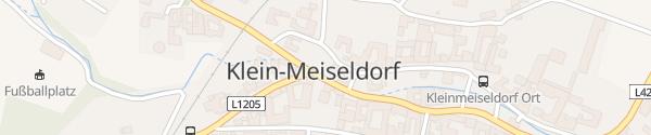Karte Nah und Frisch Meiseldorf