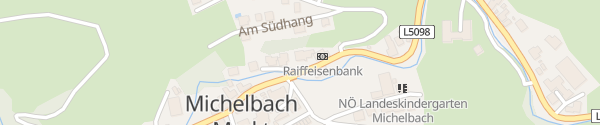 Karte Gemeindeamt Michelbach