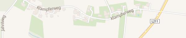 Karte Trachten Trummer Dietersdorf am Gnasbach