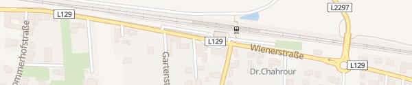 Karte Gemeindeamt Kirchstetten