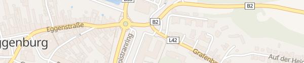 Karte Psychosomatisches Zentrum Eggenburg