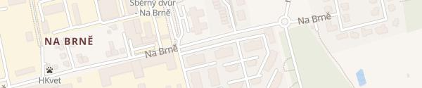 Karte Rezidence Na Plachtě Hradec Králové