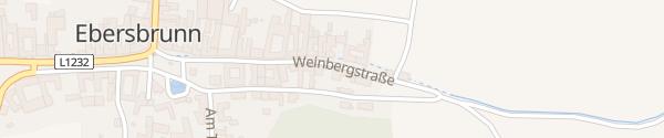 Karte Lehner Energietechnik & Baddesign Ebersbrunn