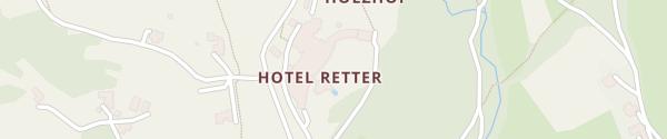 Karte Seminarhotel Retter Pöllauberg