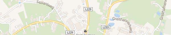 Karte Musikheim Straden