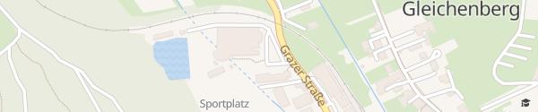 Karte Veranstaltungs- und Tennishalle Bad Gleichenberg
